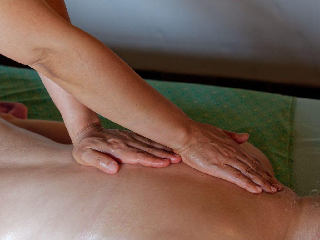 Quoimai Thai aromatherapy massage