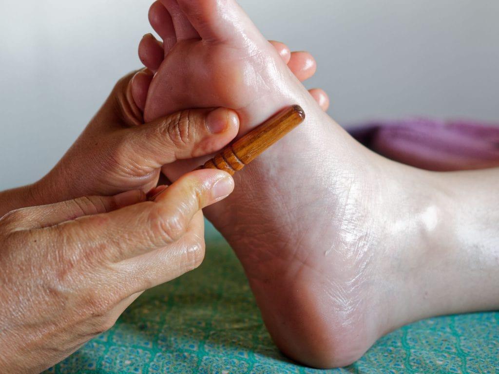 Quoimai Thai foot massage-reflexology